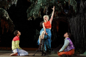 Review Roundup: A MIDSUMMER NIGHT'S DREAM Starring Annaleigh Ashford, Danny Burstein, and More at Shakespeare in the Park