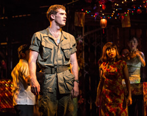 LIVE: Join BWW Backstage at Miss Saigon with Alistair Brammer at 5:30 PM Today