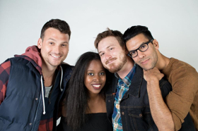 Meet the Cast of HOMOS, OR EVERYONE IN AMERICA by Jordan Seavey