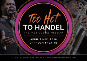 'TOO HOT TO HANDEL' to Bring Powerhouse Production to the Orpheum Theatre