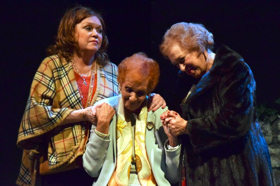 BWW Review: Theatre Artists Studio Presents THE CEMETERY CLUB