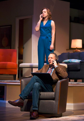 BWW Review: Simon Says, Mason Directs A Sterling CHAPTER TWO