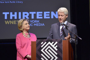 Showtime Will Adapt Bill Clinton & James Patterson Novel