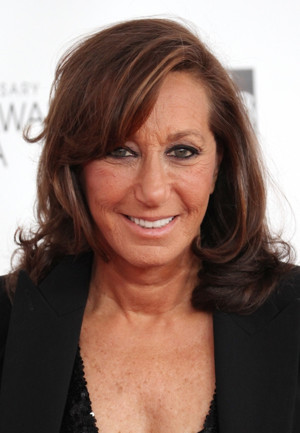Donna Karan Apologizes For Harvey Weinstein Comments