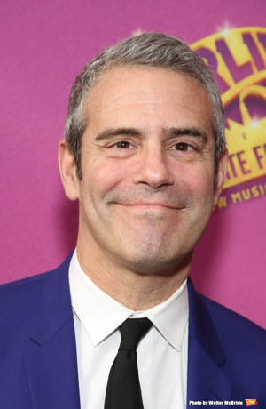 Andy Cohen Replaces Kathy Griffin on Anderson Cooper's CNN New Year's Eve Special