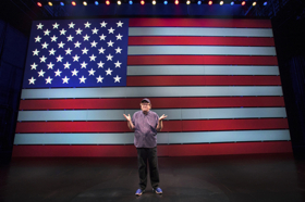 Michael Moore Buses Audience to Trump Tower Protest Following Performance of THE TERMS OF MY SURRENDER