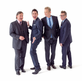 BWW Reviews: WHOSE LIVE ANYWAY quartet rings a bell in Columbus stop