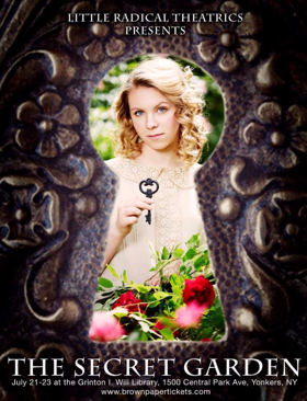 Tickets on Sale Now for Little Radical Theatrics' THE SECRET GARDEN