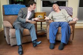BWW Review: New Jewish Theatre's Touching TUESDAYS WITH MORRIE