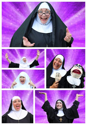 QNEK Productions Presents NUNSENSE this September