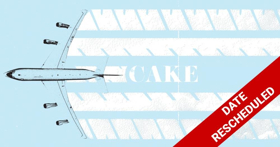 CAKE Concert Rescheduled at the Eccles Theater