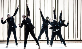 Tero Saarinen Company to Present NY Premiere of MORPHED at The Joyce