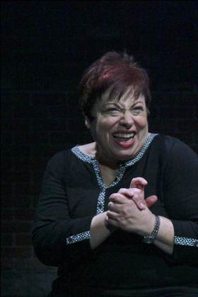 BWW Review: In Solofest 2017 Hit Show IT'S ONLY LIPSTICK, Claudia DiMartino Shares Life Lessons Learned and Dreams Pursued