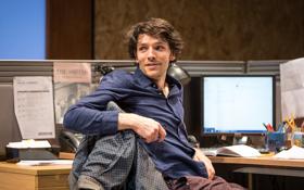 BWW Review: GLORIA, Hampstead Theatre