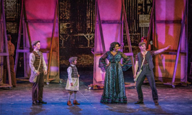 BWW Review: The MUNY Closes with Spirited and Charming NEWSIES!
