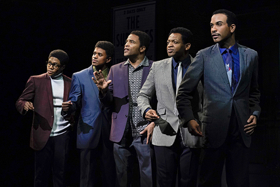 New Temptations Musical 'AIN'T TOO PROUD' Extends Again at Berkeley Rep