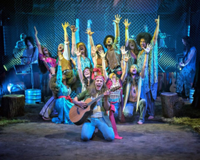 50th Anniversary Production of HAIR Extends Through 2018; Initial Casting Announced