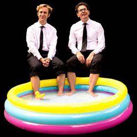 EDINBURGH 2017: BWW Q&A- Jon and Nath Like to Party