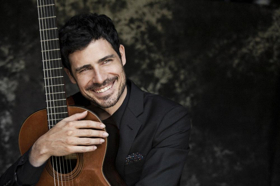 Guitarist Extraordinaire Pablo Sáinz Villegas  to Serve as the Santa Barbara Symphony's  Inaugural Artist-in-Residence