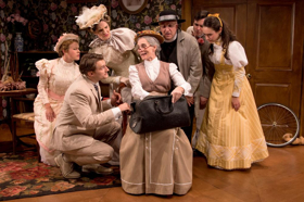 BWW Review: Sunny, Sublime THE IMPORTANCE OF BEING EARNEST Dazzles at The Gamm