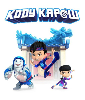 Jason Alexander Leads Voice Cast of Animated Sprout Series KODY KAPOW