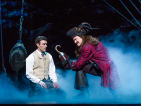 Tickets on Sale Now for FINDING NEVERLAND in Indianapolis This Fall