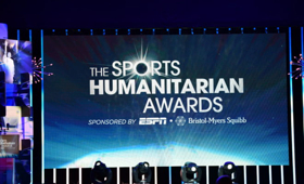 San Francisco 49ers Among Winners of 3rd Annual Sports Humanitarian Awards; Full List