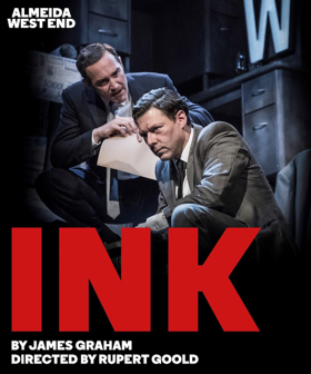 Book Now For Hit Play INK In The West End!