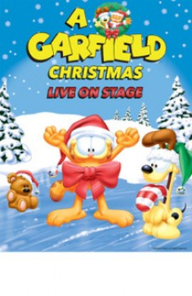 Milestone Events Announce A GARFIELD CHRISTMAS National Tour