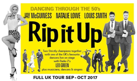 Book Now For Strictly-tastic RIP IT UP At London Palladium