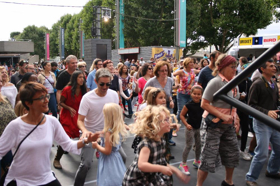BWW Review: WOMAD TAKEOVER, National Theatre River Stage Festival
