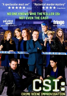 EDINBURGH 2017: BWW Q&A- CSI: Crime Scene Improvisation