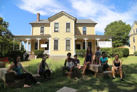 Daughters of Troy Returns to Governors Island in THE PERSEPHONE PROJECT