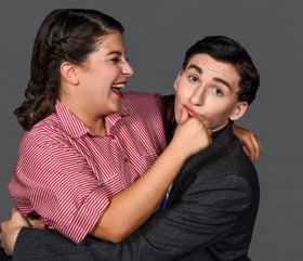 Greasepaint Presents THE PAJAMA GAME Next Month