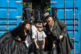 BWW Review: OLIVER TWIST, Regent's Park Open Air Theatre
