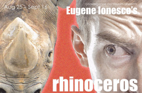 RHINOCEROS Opens Next Week at convergence-continuum