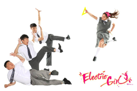 Hong Kong Dance Company Presents ELECTRIC GIRL this October