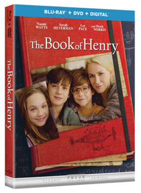 THE BOOK OF HENRY Coming to Digital, Blu-ray/DVD & On Demand This Fall