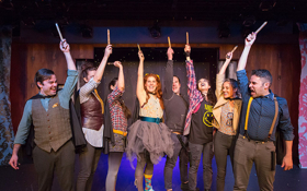 PUFFS Summons New Sets, New Creatures and More for New World Stages Opening