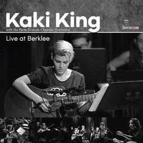 Kaki King Announces New Album: Live At Berklee Out 9/22