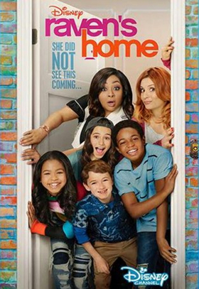 Disney Channel's RAVEN'S HOME is No. 1 Cable TV Series Launch in 2 Years Among Key Demos
