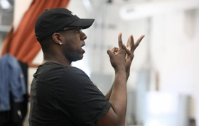 Choreographer Tommie-Waheed Evans to Create New Work for Verb Ballets