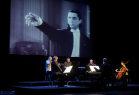 DRACULA, Accompanied by Kronos Quartet, to Haunt Segerstrom Center