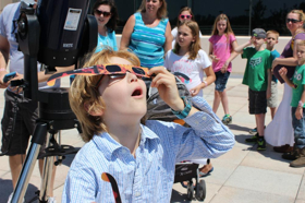 Dr. Phillips Center to Offer Solar Eclipse Pop-Up Viewing Location on August 21st