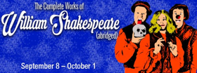 MET to Present THE COMPLETE WORKS OF WILLIAM SHAKESPEARE (ABRIDGED) [REVISED]