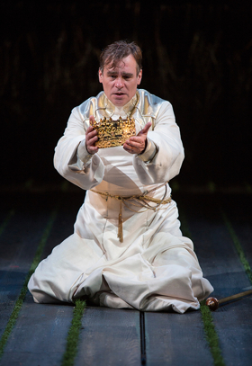 BWW Review: RICHARD II at the Old Globe