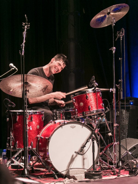Drummer Ches Smith to Debut Chamber Noise Ensemble Laugh Ash at Roulette