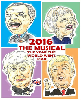 EDINBURGH 2017 - BWW Review: 2016 THE MUSICAL, theSpace @ Surgeons Hall