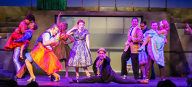 BWW Review: GREASE Slides Into Wisconsin Dells at The Palace Theater