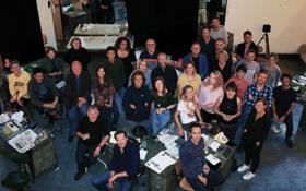 Full Casting Announced for James Graham's INK at Duke of York's Theatre
